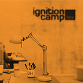 Intens spiludvikling i Ignition Camp